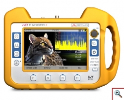 HD RANGER+ TV & Satellite analyser