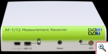 ReFree DVB T2 Measurement Receiver